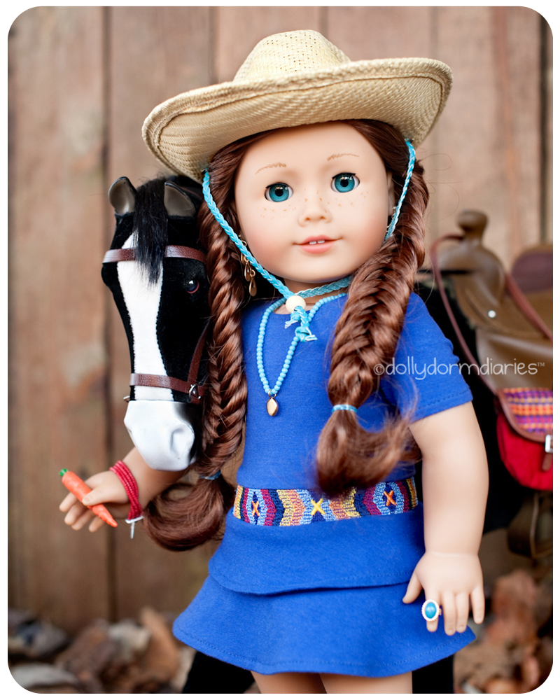 Meet our American Girl Doll of the Year, Saige. Read 18 inch doll diaries at our American Girl Doll House. Visit our 18 inch dolls dollhouse!