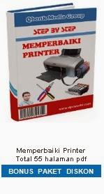 langkah demi langkah memperbaiki printe