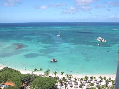 Playas de Aruba viajes y turismo