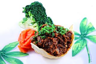Ropa Vieja - Shredded Beef