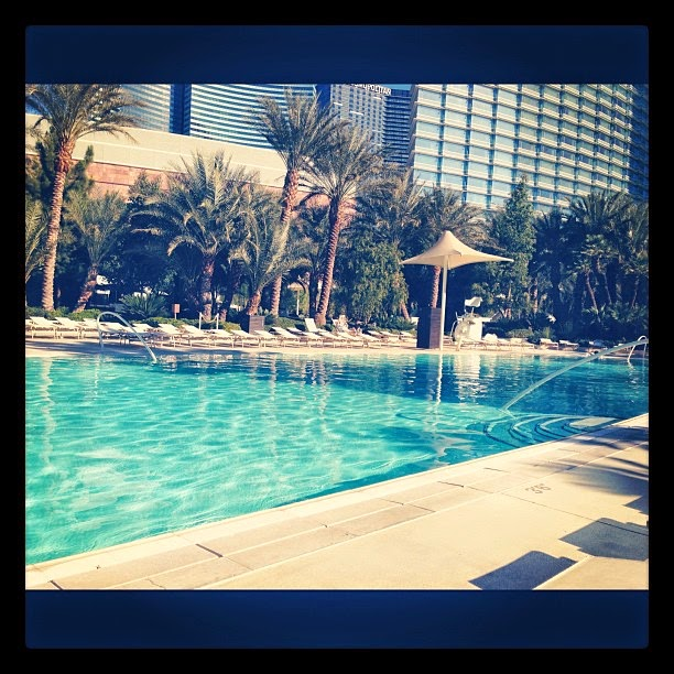 aria las vegas hotel review