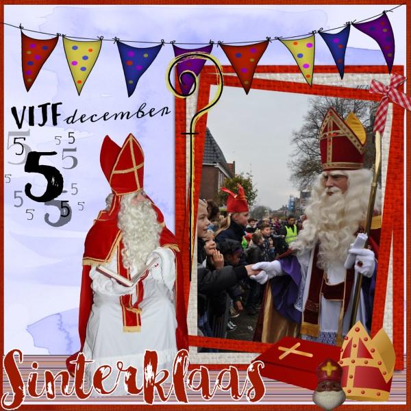 lo 2 - Sinterklaas - 5 Dec.