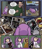 Comic Interiors