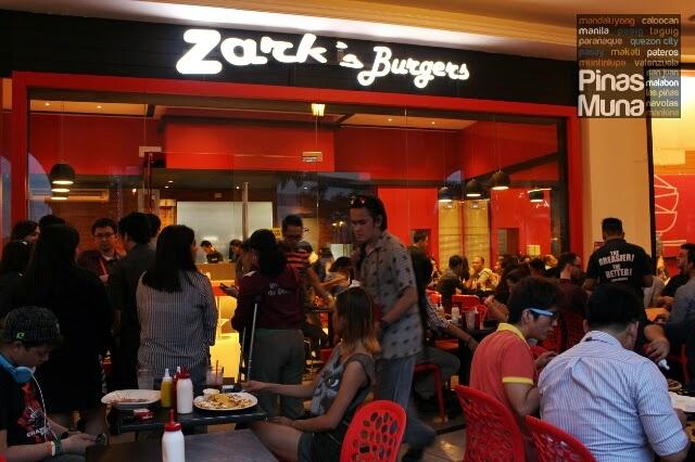 Zark's Burgers Venice Piazza McKinley Hill