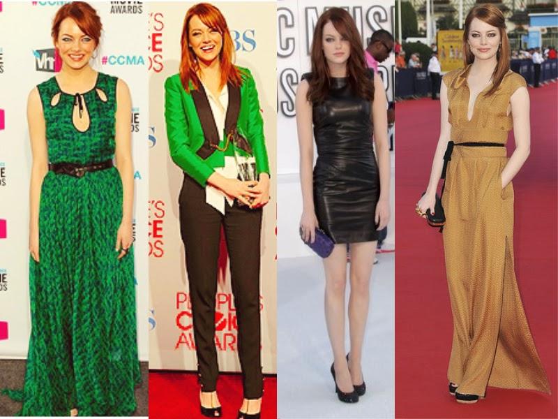 Emma Stone Style /~!