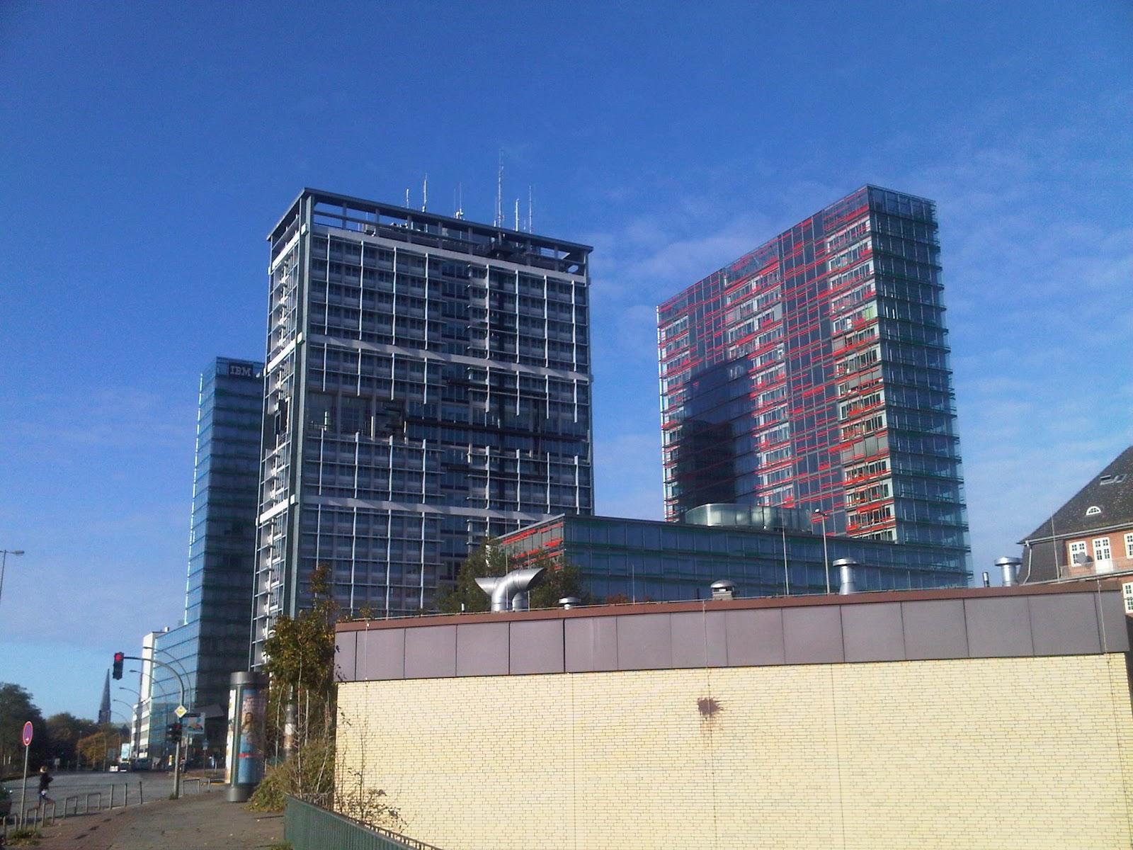 IBM-Tower Berliner Tor - Hamburg