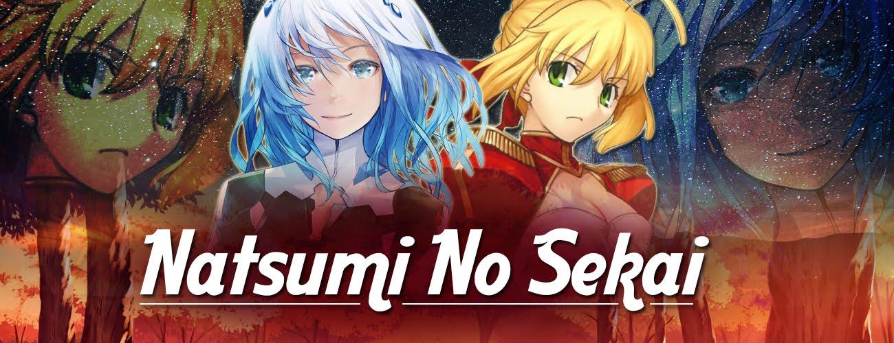 Natsumi no Sekai - Fansub