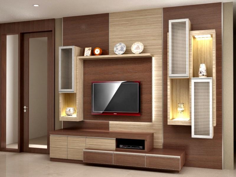 60 model rak tv minimalis for New farnichar design 2016