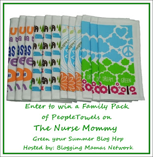 fair trade, green, organic, towels, family pack, people towels, giveaway, giveaways