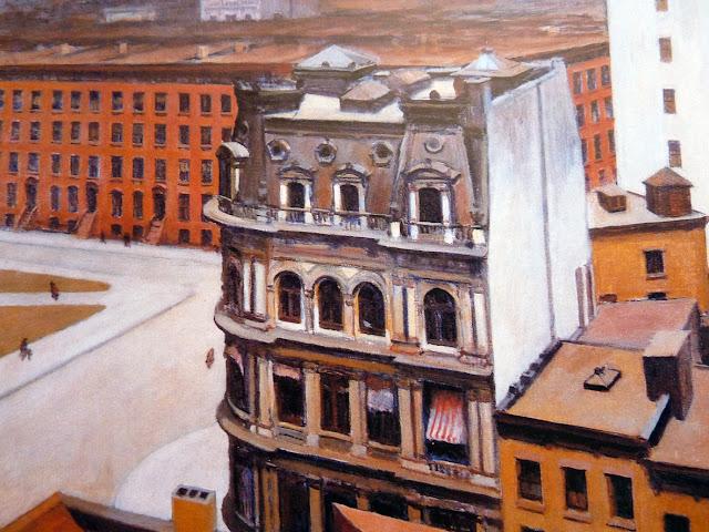 La Ciudad, Hopper