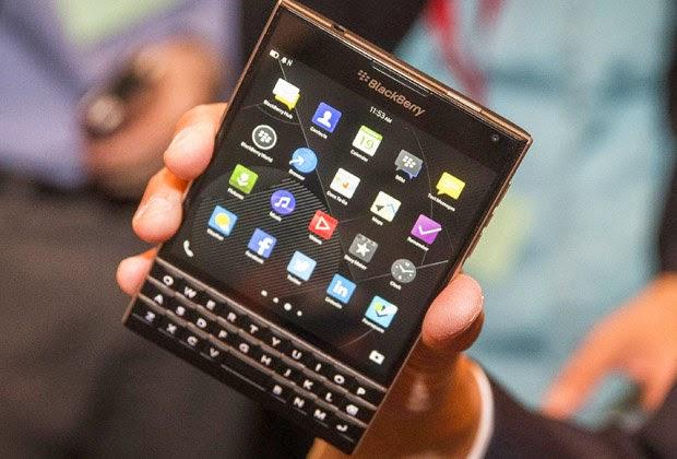 Bocoran Video dan Foto Blackberry Passport