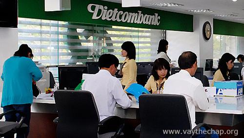 Hướng dẫn giấy tờ vay thế chấp sổ đỏ ngân hàng viettinbank