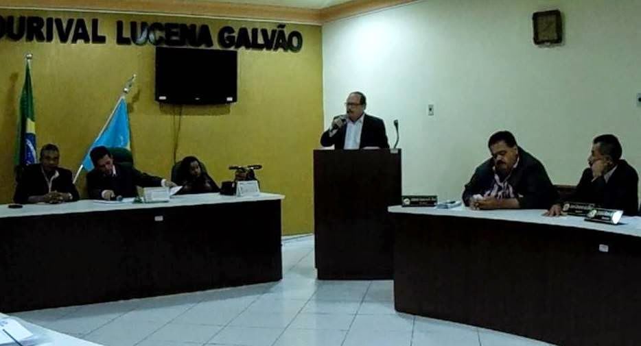 Vereadores de Panelas discutem projeto de lei que doa terreno municipal para empresa do município vizinho Cupira-PE