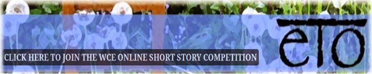 West Coast Eisteddfod online short story competition banner