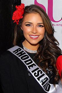 Profil Olivia Culpo, Pemenang Miss Universe 2012