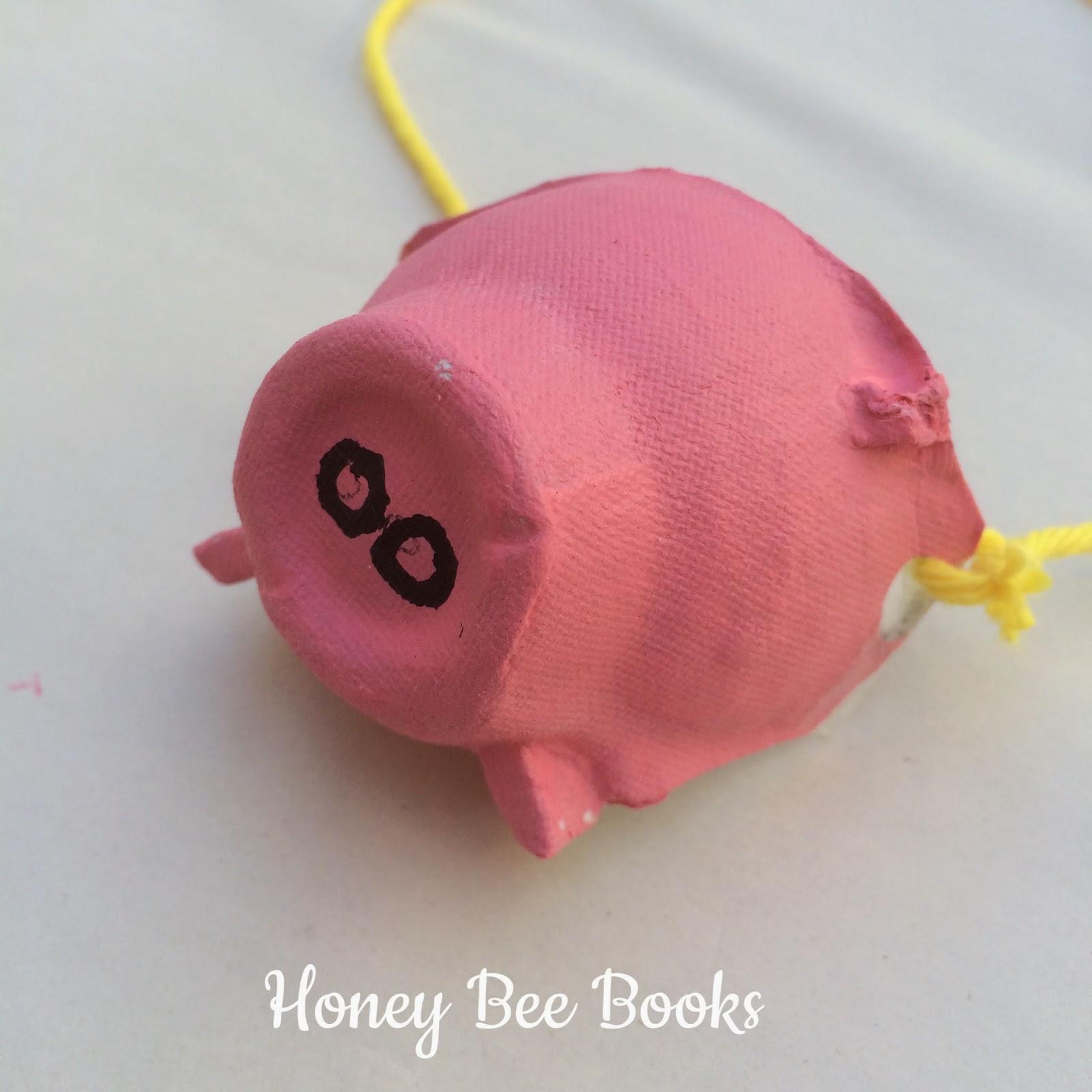Super easy pig snout