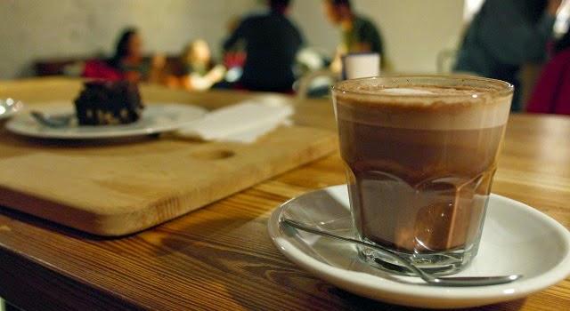 Cafetería hipster en Madrid