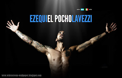 Lavezzi tattoos Wallpaper 2012