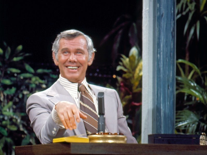 Image result for johnny carson smoking cigarette