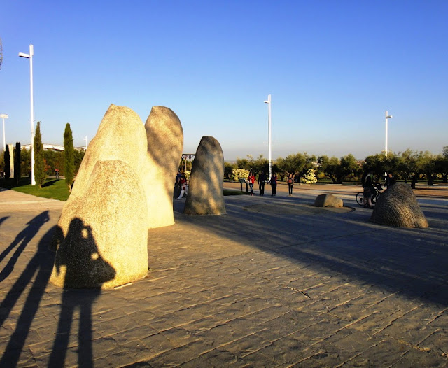Parc Juan Carlos main