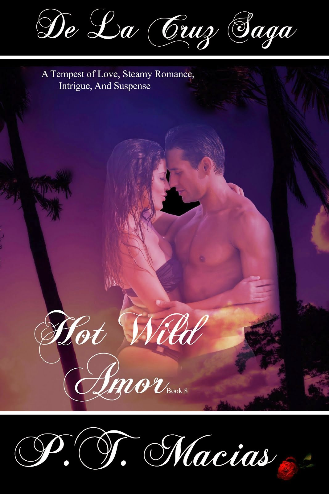 Hot Wild Amor, De La Cruz Saga Book 8