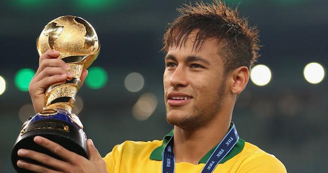 HD Wallpaper neymar 2013 Brazil Confederation champion