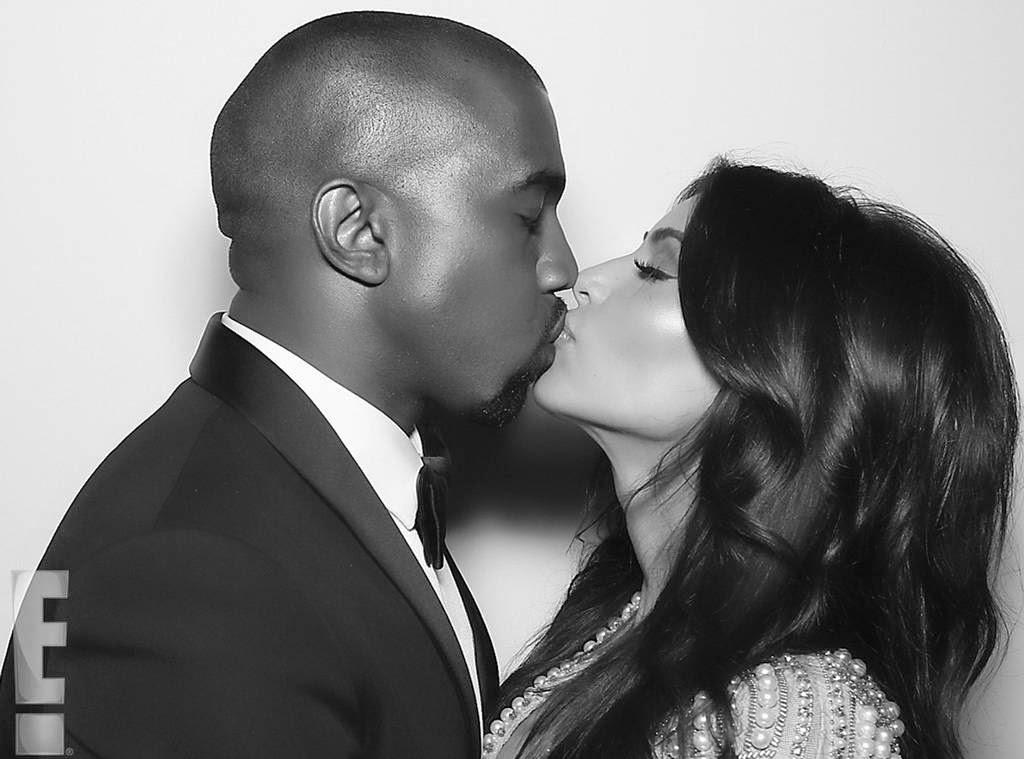 Kim Kardashian And Kanye West Just Married Photos