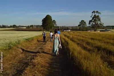 Área rural de São José dos Pinhais
