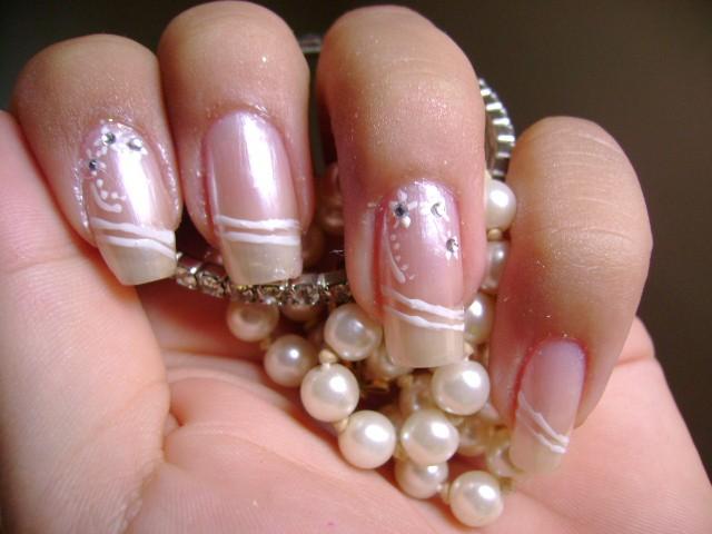Diversos estilos de unhas decoradas