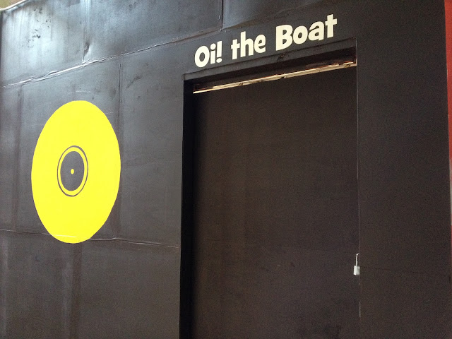 oi the boat records