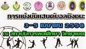 รายงานผลการแข่งขันแฮนด์บอลชิงชนะเลิศแห่งประเทศไทย[ฝ่ายประมวลผล]