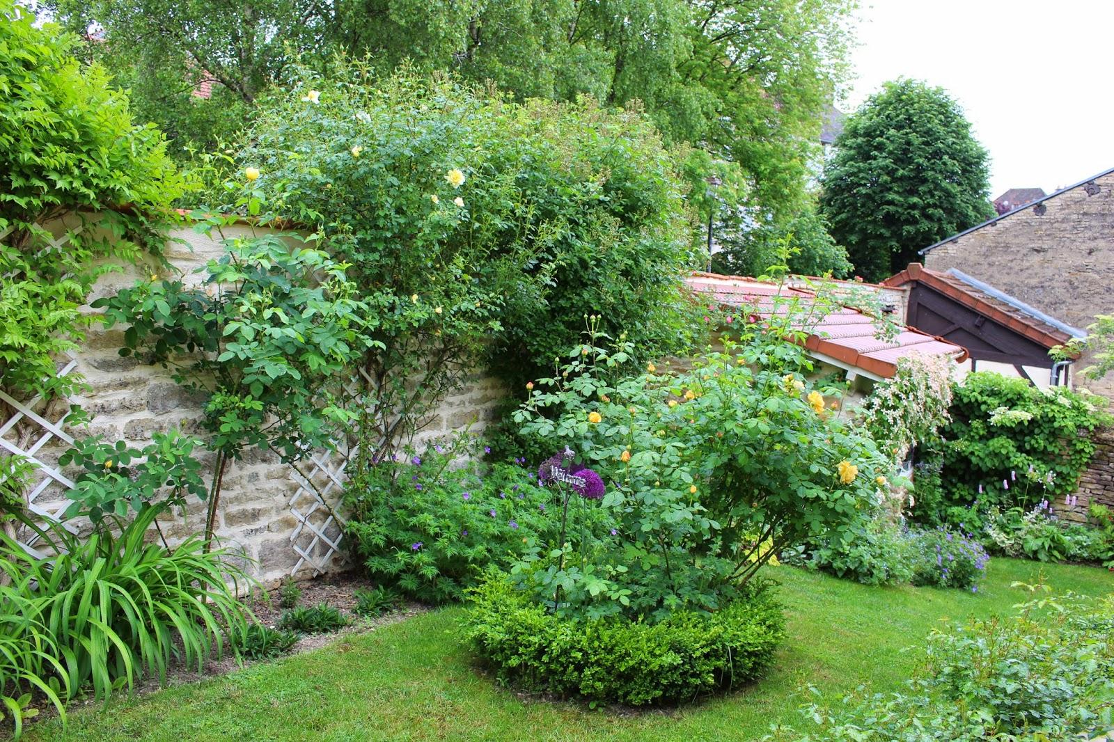 Notre jardin secret le lundi au soleil c 39 est une chose for Au jardin guest house riebeeckstad