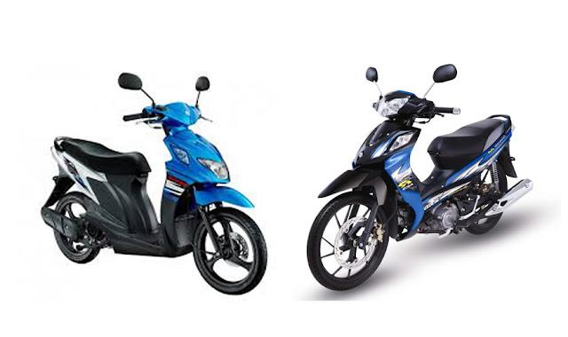 Motor Matic Vs Motor Bebek,Mana Yang Terbaik?