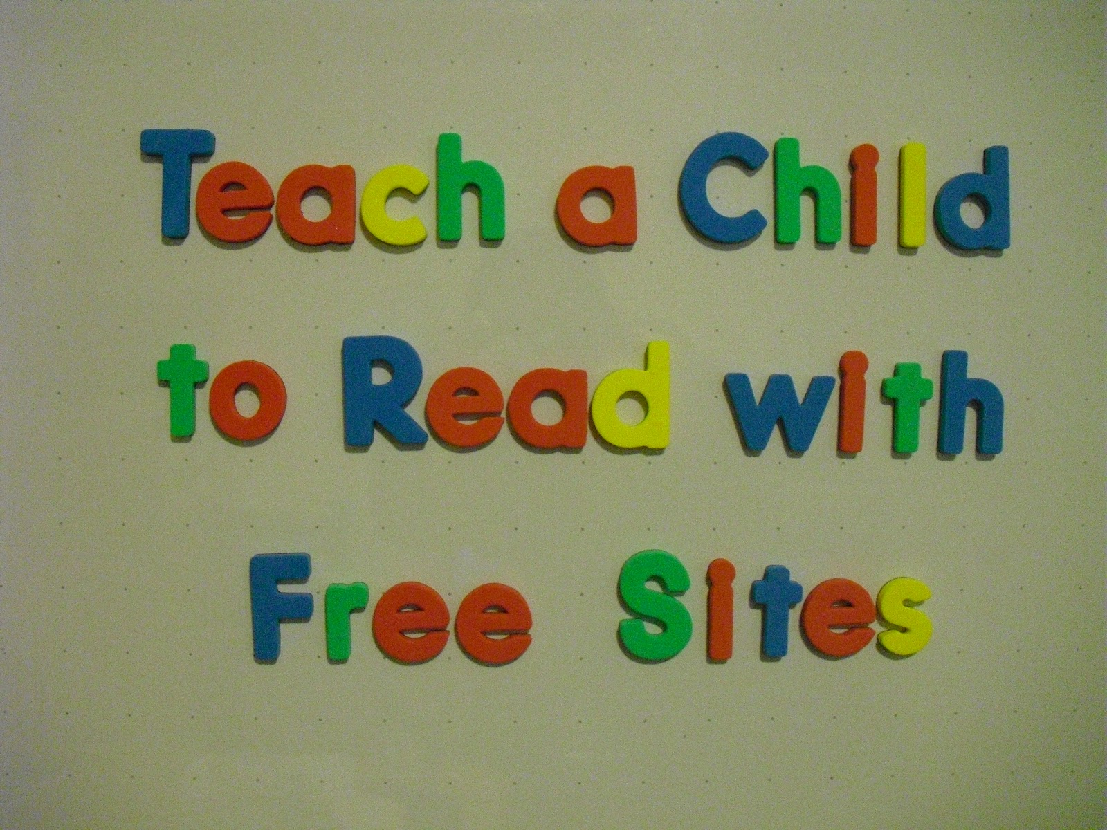 Beginning Reading Help: Teach Kids to Read for FREE