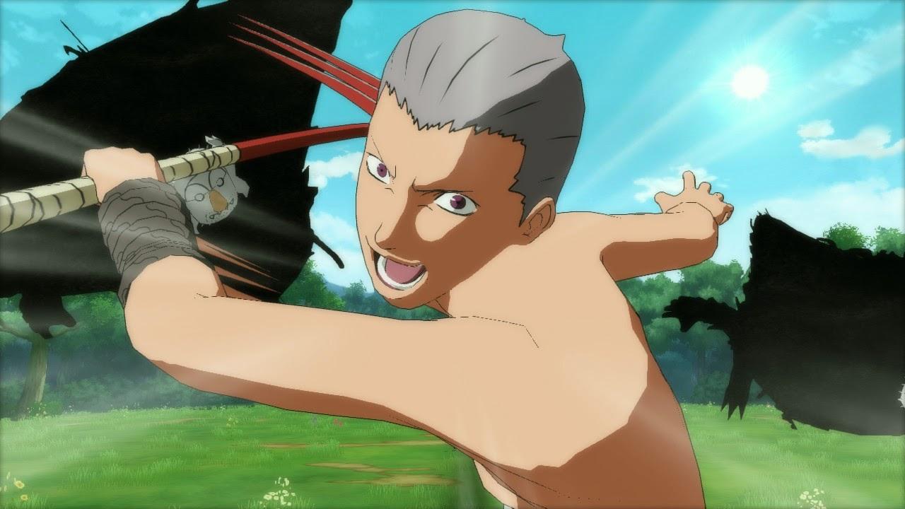 Hidan verses Kakuzu naruto storm revolution