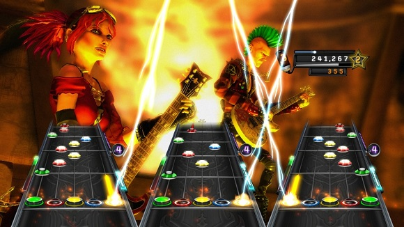 Guita Hero World Tour PC Screenshot Gameplay www.OvaGames.com 3 Guitar Hero World Tour ViTALiTY