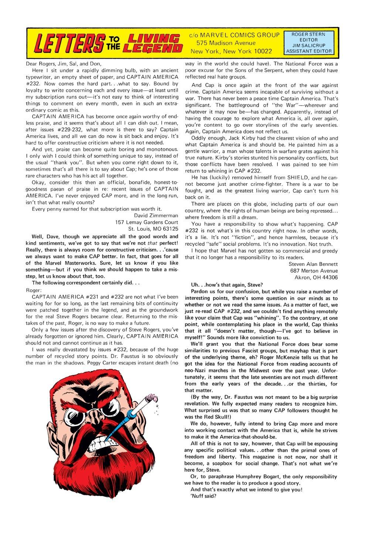 Captain America (1968) Issue #236 #151 - English 19