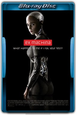 Ex Machina Torrent Dublado