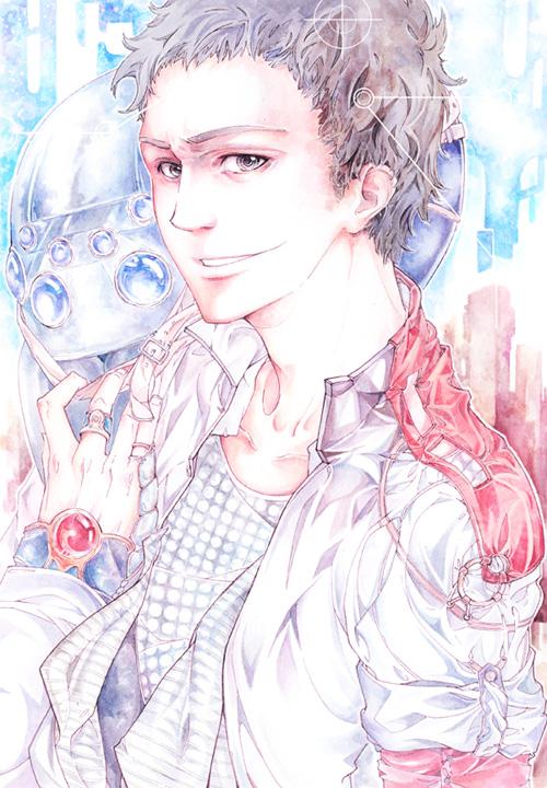 Manga Illustration Mangaart Cover Lost Ctrl Carlsen Evelyne Park evydraws