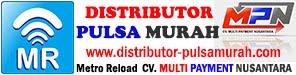 Distributor Pulsa Murah