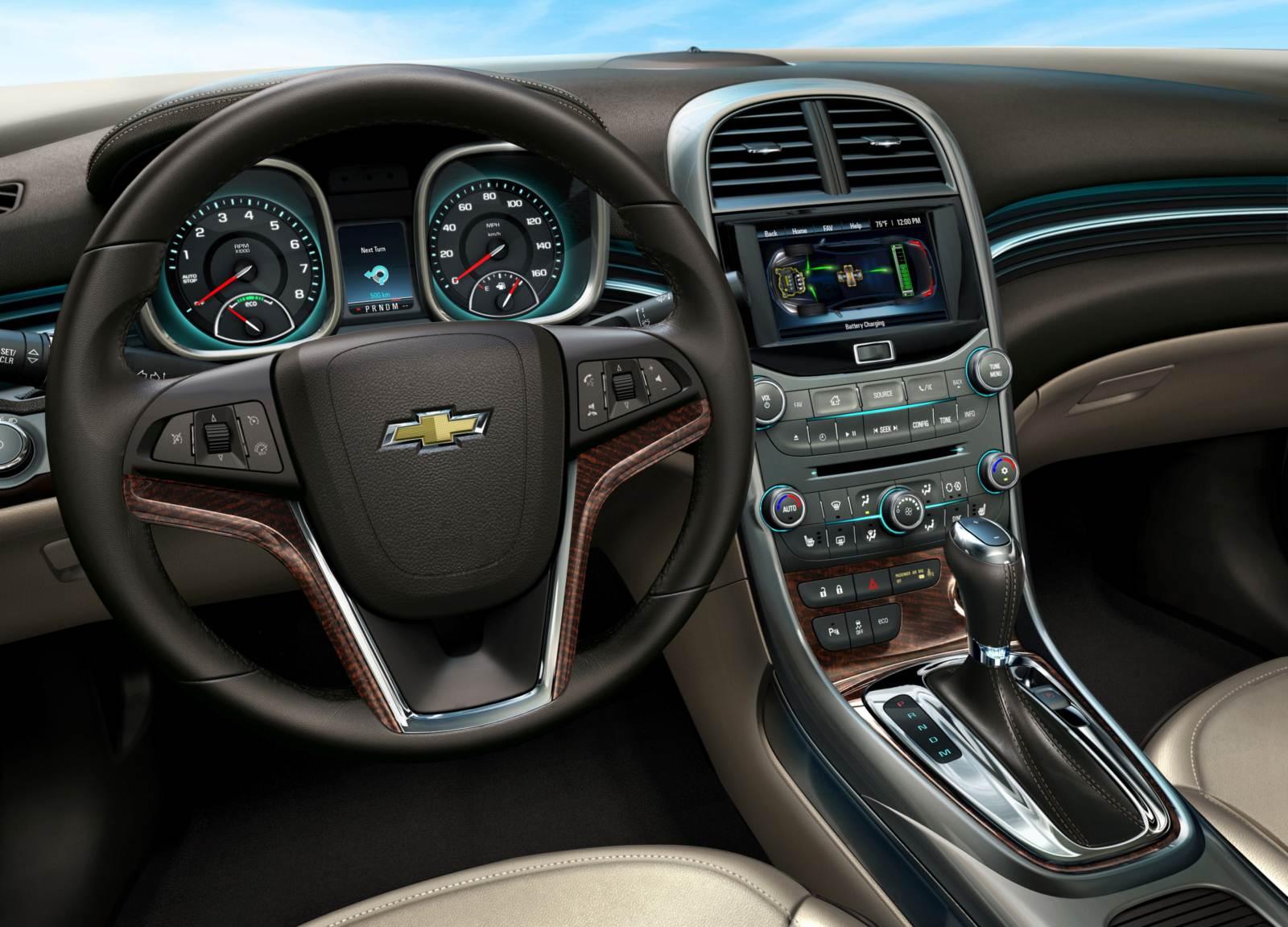 Chevrolet Malibu 2014 Lan 231 Amento Em Junho Com Pre 231 O De R