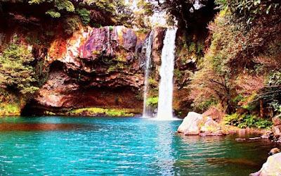 Gambar Pemandangan Alam Air Terjun Tercantik Di Dunia 2700