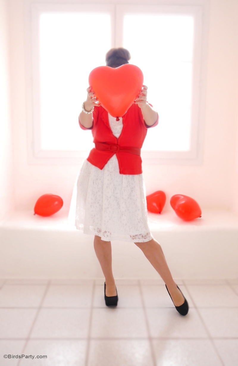 Photo Booth pour la Saint-Valentin - BirdsParty.fr