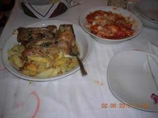 ravioli  con farcitura di patate-zafferano.-arancia  curcuma e noce moscata