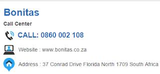 Bonitas Customer Service Number South Africa