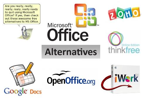 Lucky Bhumkar's Blog: Free Microsoft Office Alternatives