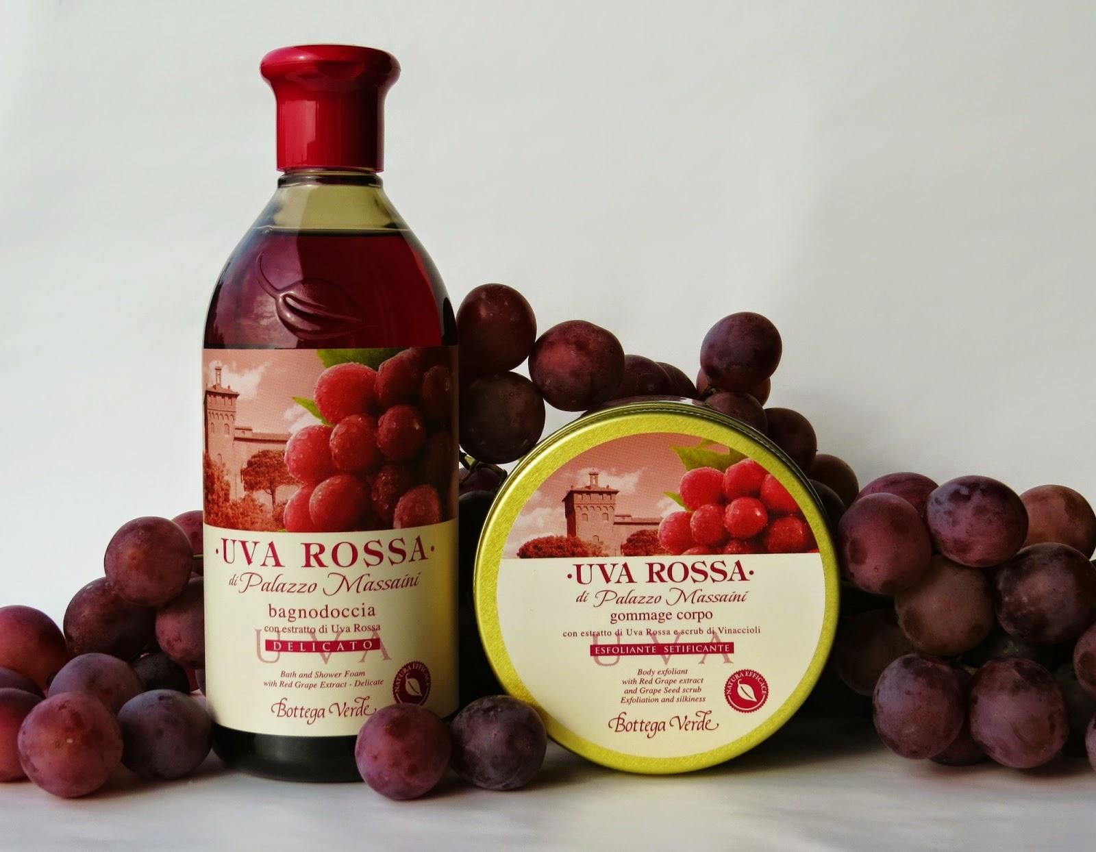 Bagno Doccia Bottega Verde : Belletto! make up and beauty blog: bottega verde uva rossa di