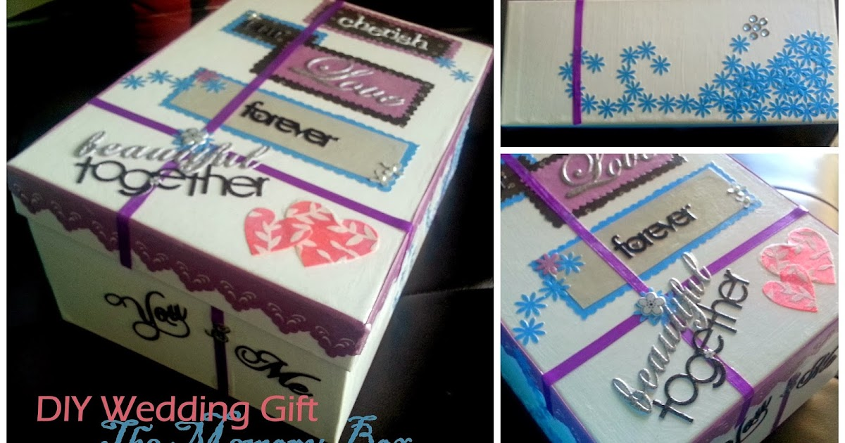 In The Meantime Mama Diy Gift And Organizing Idea The Memory Box