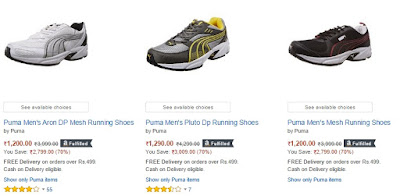 Amazon Shoes Deals