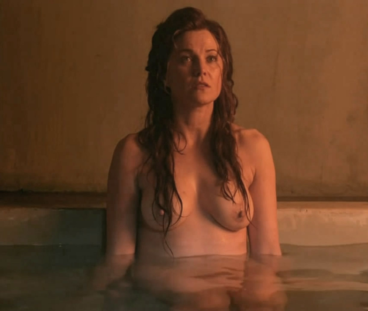 Lucy Lawless Spartacus Se Scene